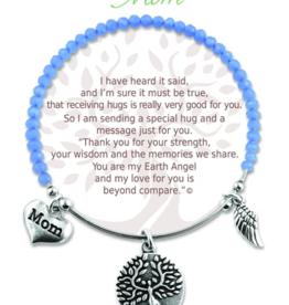 Earth Angel Bracelet, Mom