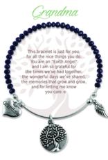 Earth Angel Bracelet, Grandma