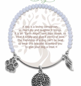 Earth Angel Bracelet, Dog