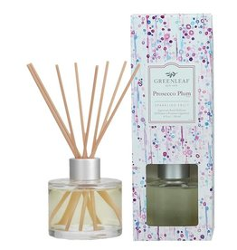 Greenleaf Reed Diffuser, Prosecco Plum