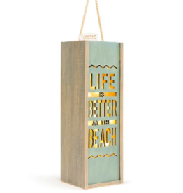 Lantern/Wine Box, Life Is Better