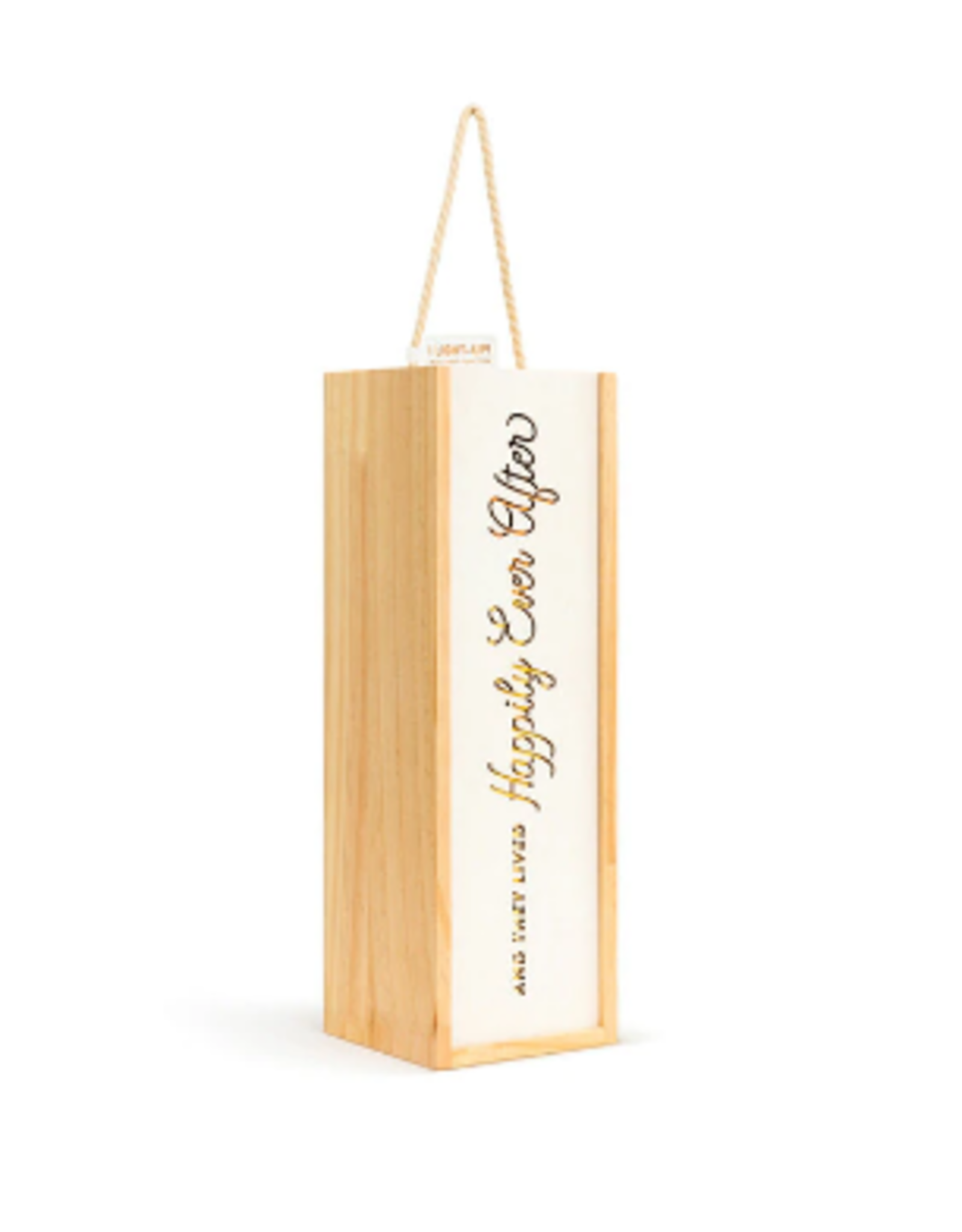 Lantern/Wine Box, Lived Happily Ever After