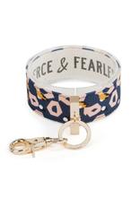 Wrist Strap Key Chain, Fierce & Fearless