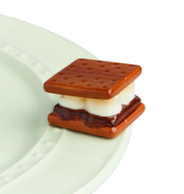 Nora Fleming gimme s'more, mini