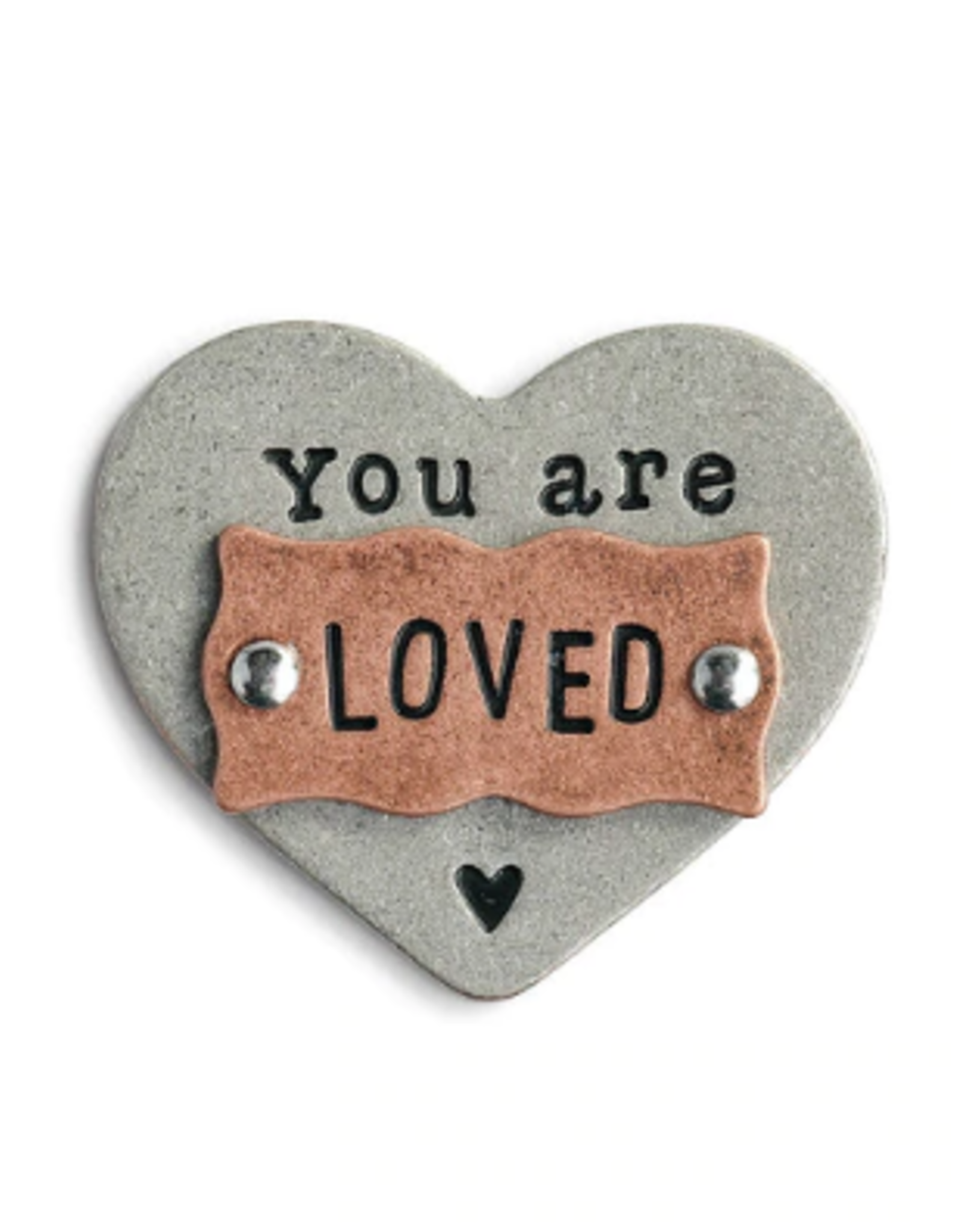 You Are Loved Pin