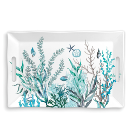 MichelDesign Works Large Tray, Ocean Tide