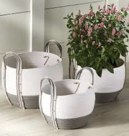 Two Toned Basket, Small
