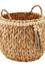 Water Hyacinth Basket, Small
