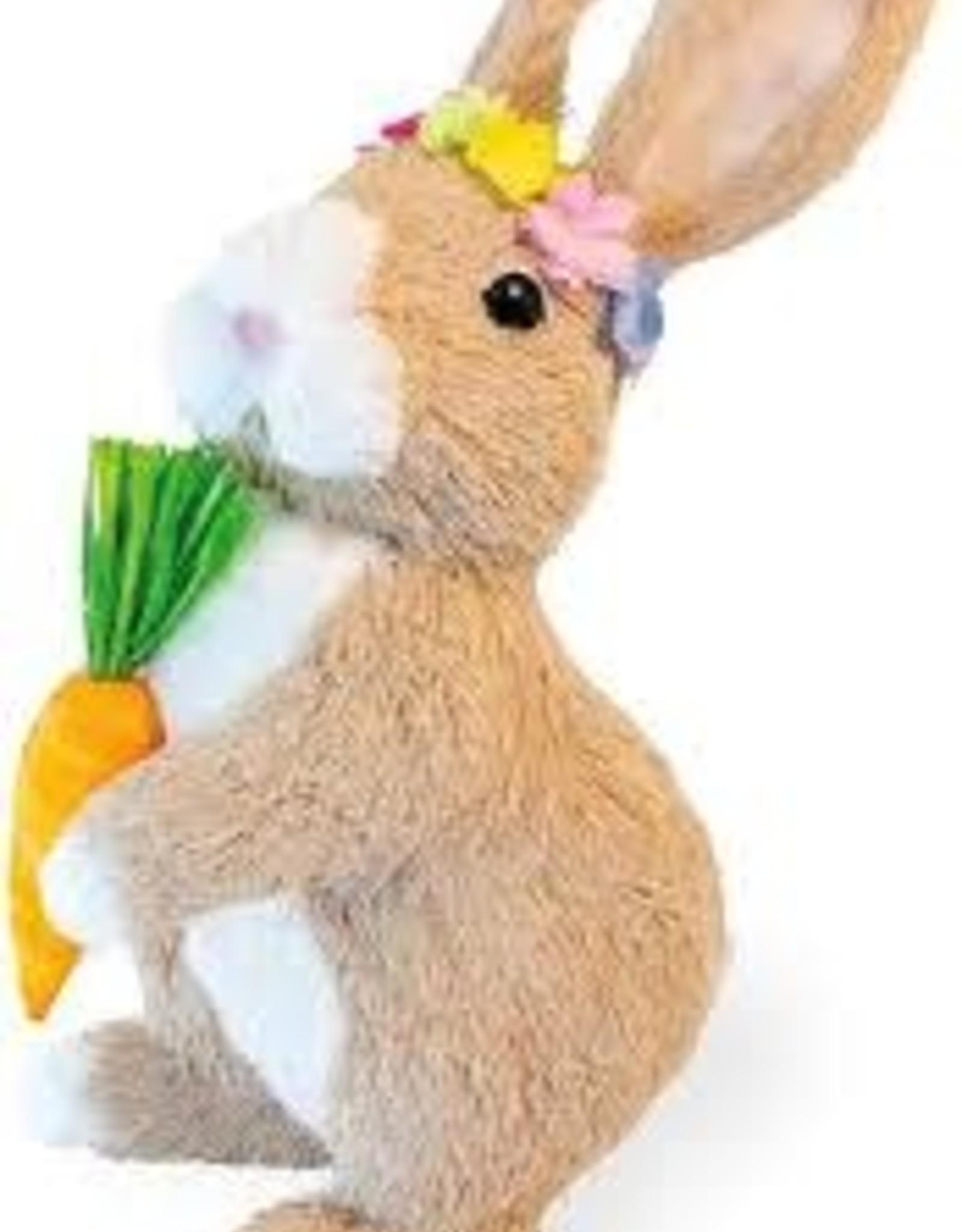 Boston International Florence Floral Rabbit