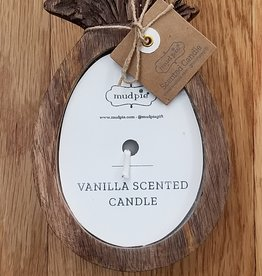 Pineapple Wood Candle