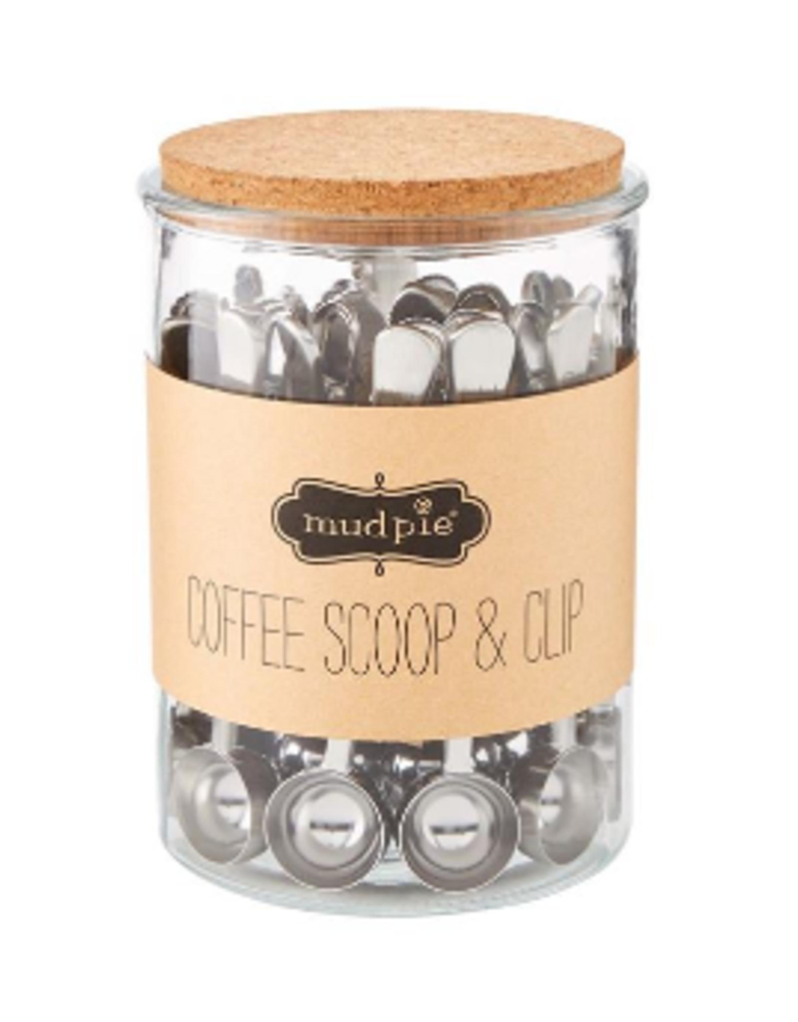 Coffee Scoop & Clip
