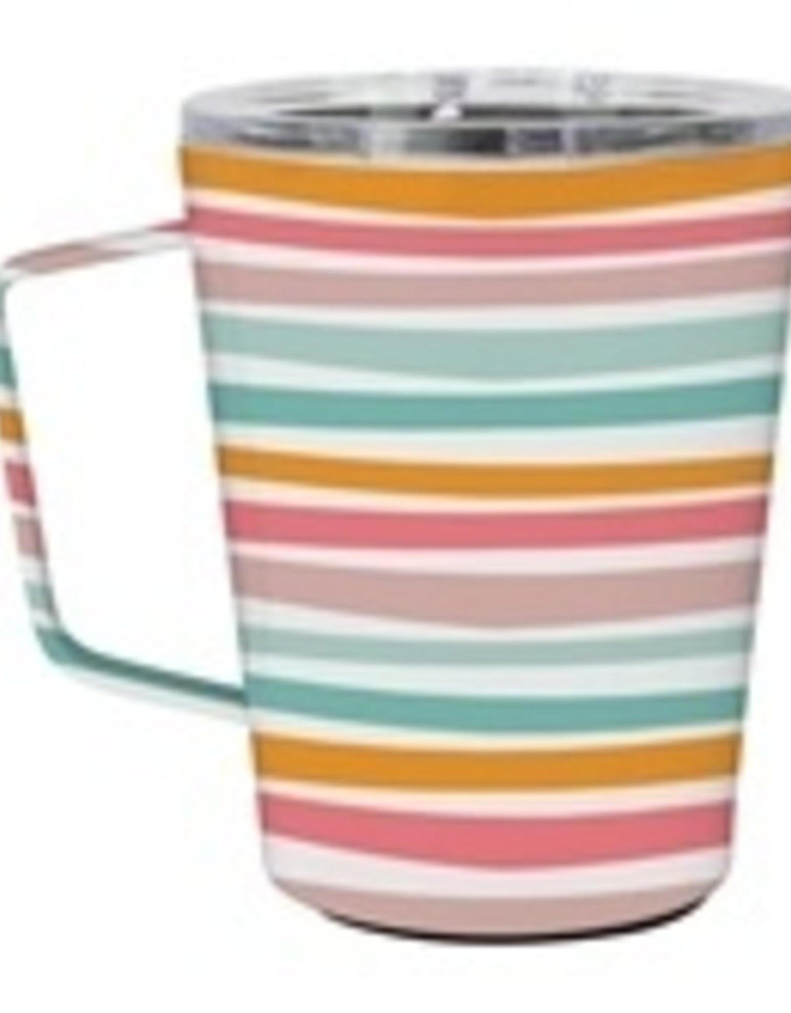 Mary Square Coffee Tumbler, Swept Away
