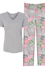 Jane Marie Pajama Set, Camilia