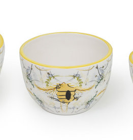 Boston International Bee Haven Bowls, Set of 3