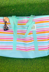 Mary Square Tote, Swept Away
