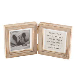 Little Things Glass Hinged Frame