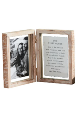 Hinged Double Frame, Home