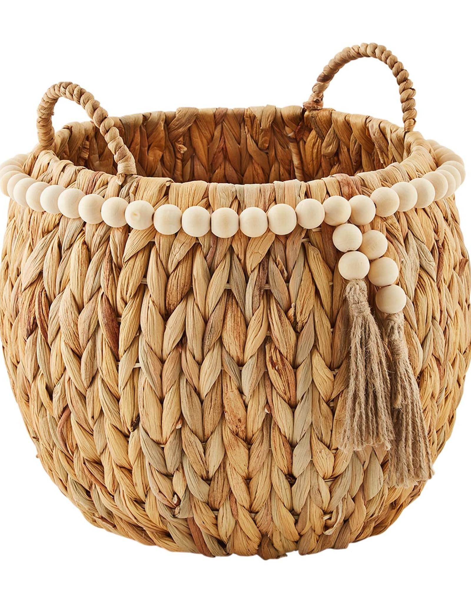 Water Hyacinth Basket, Large