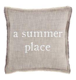 Pillow, A Summer Place