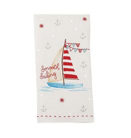 Dish Towel, Smooth Sailing
