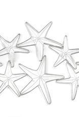 GiftCraft Metal Wall Art, Starfish
