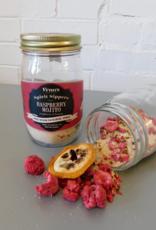 Vena's Fizz House Spirit Sippers, Raspberry Mojito