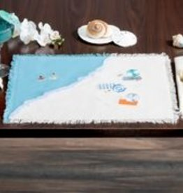 Rightside Design Placemat, Beach Bound, Set of 2