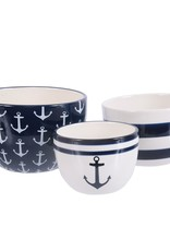DEI Anchor Nesting Bowls