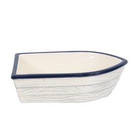 """DEI Boat Shape Bowl 6x10"""""""