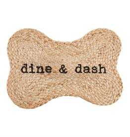 Dine & Dash Bowl Mat