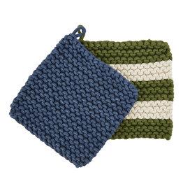 Crochet Pot Holder Set