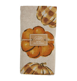 Fall Cloth Napkins, Set of 4R