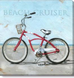 Sullivans Wall Art, Beach Cruiser