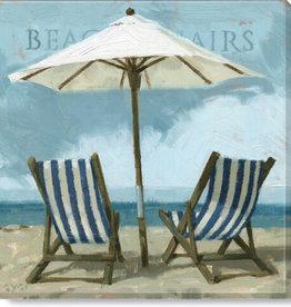 Sullivans Wall Art, Beach Chairs
