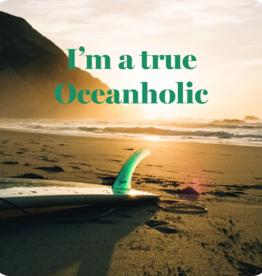 Drinks On Me Coaster, Oceanholic