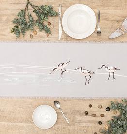 Rightside Design Table Runner, Avocets Wading
