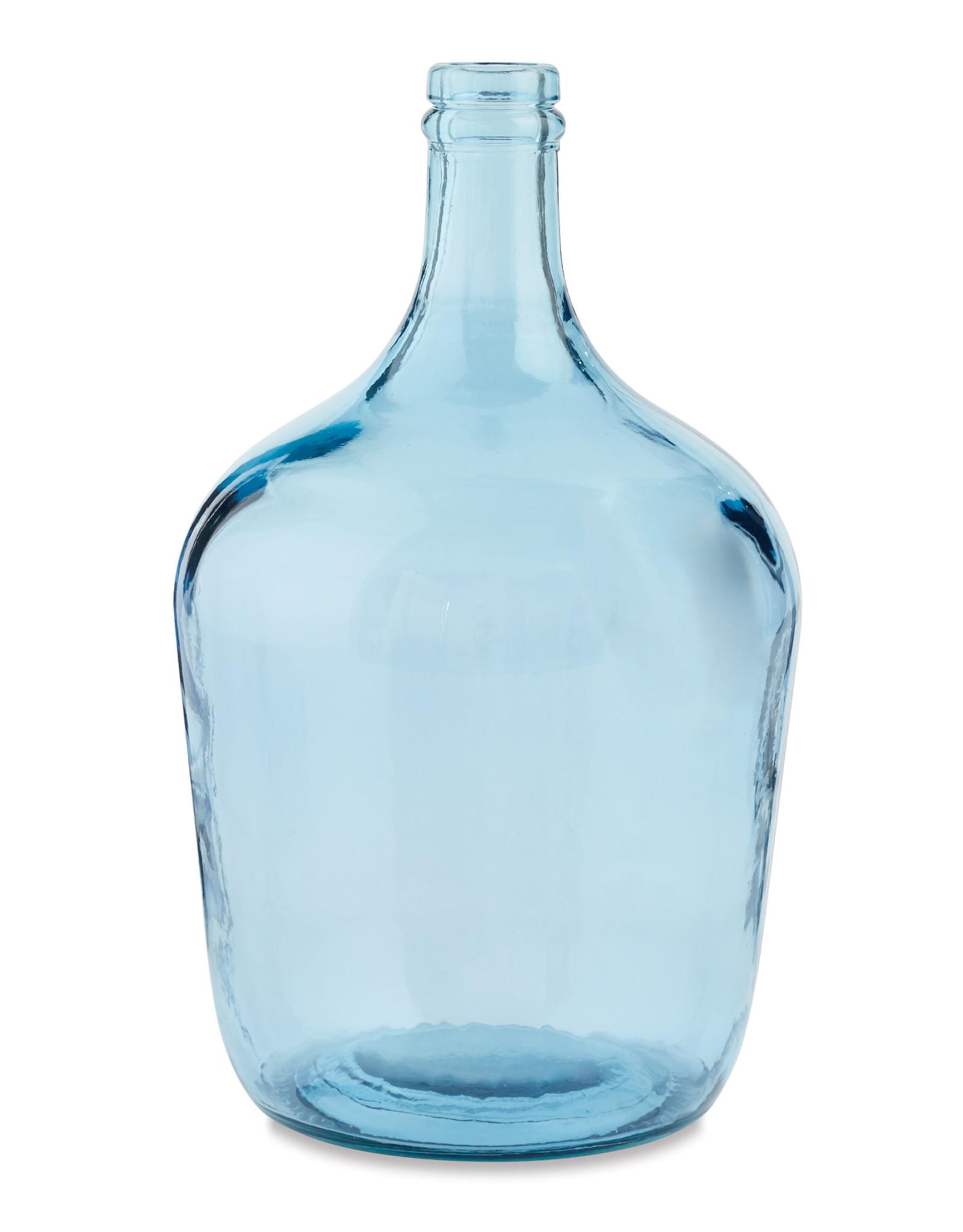 Carafe Bottle, Light Blue