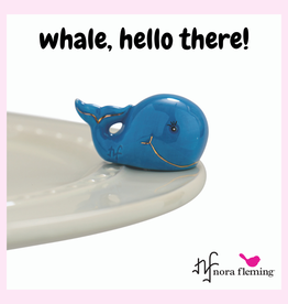 Nora Fleming Whale - St Jude, Mini