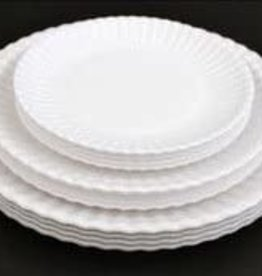 One Hundred 80 Degrees Paper Plate
