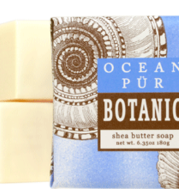 Greenwich Bay Trading Co. Square Bar Soap, Ocean Pur