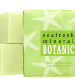 Greenwich Bay Trading Co. Square Bar Soap, Seafresh Mineral