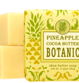 Greenwich Bay Trading Co. Square Bar Soap, Pineapple Cocoa Butter