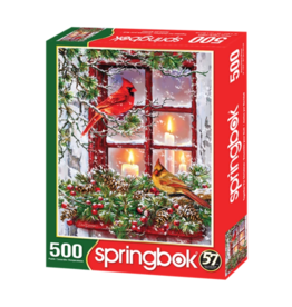 Springbok Puzzles Puzzle, Together For Christmas