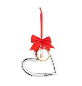 Engaged 2021 Ornament