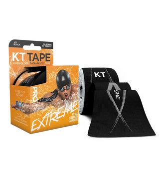"""KT Tape Ruban PRO Extreme 20 Strip 10"""" Pré-coupées"""