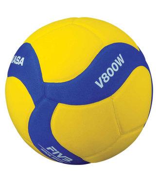 Mikasa Ballon de Volleyball de Plage Squish