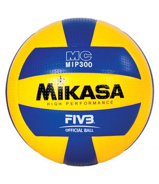 Mikasa Indoor Volleyball with Micro-Fiber Cover