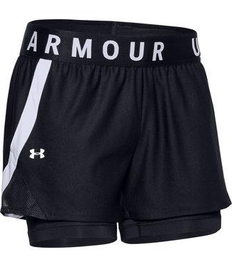 Under Armour Short pour Femme Play Up 2 en 1