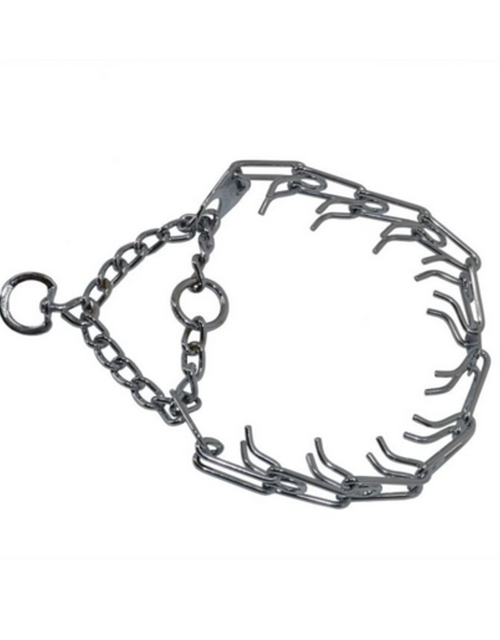 Chrome-Plated Pinch Collar