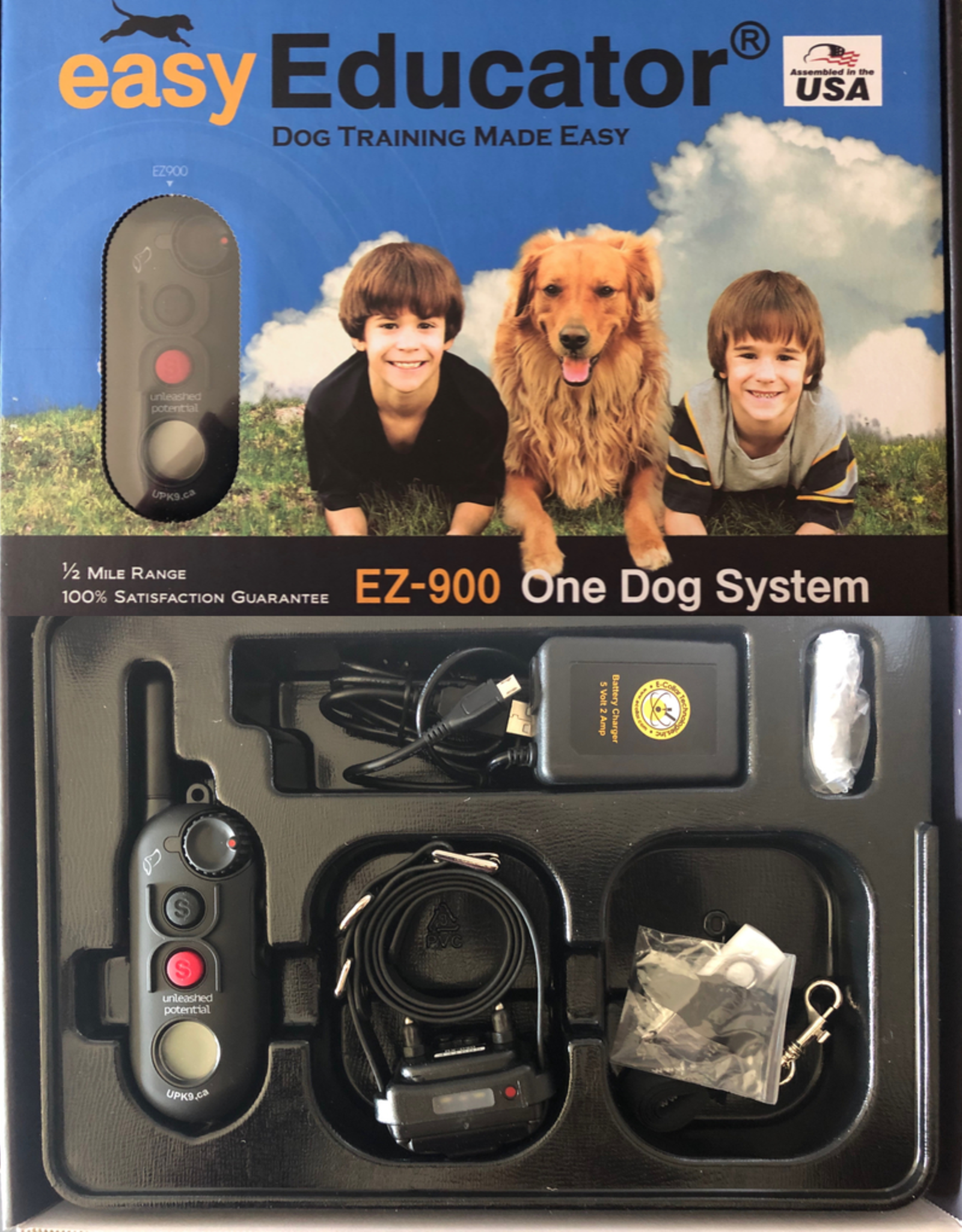 E-Collar Technologies Easy 900 E Collar System
